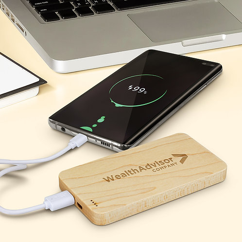 116647 Timberland Power Bank