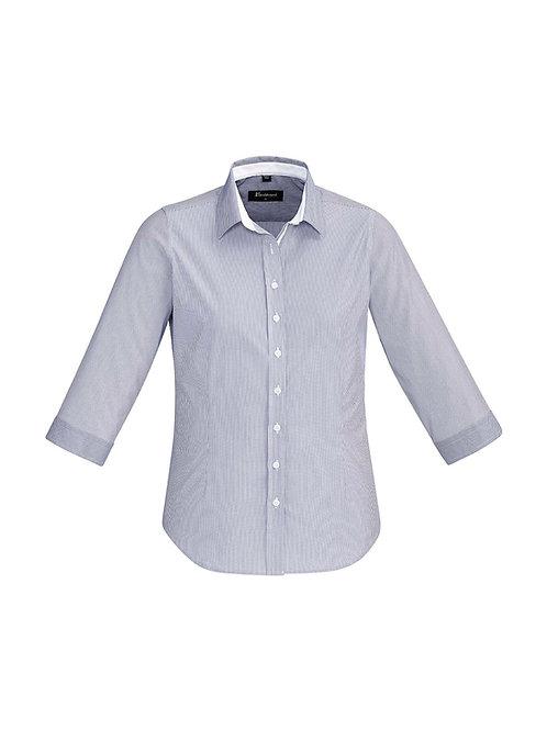 Womens Fifth Avenue 3/4 Sleeve Shirt