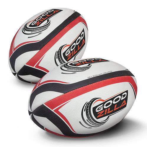 117243 Rugby Ball Promo