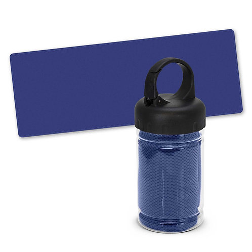 113177 Active Cooling Sports Towel - Tube