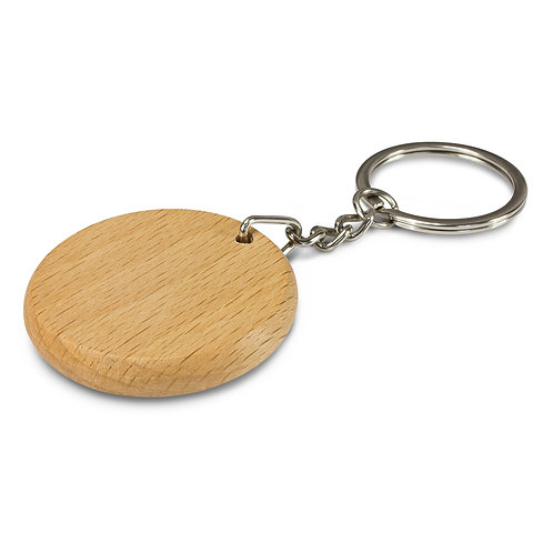 112136 Artisan Key Ring - Round