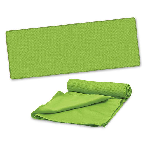 112971 Active Cooling Sports Towel - Pouch