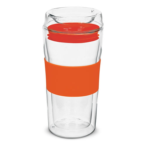 114338 Divino Double Wall Glass Cup