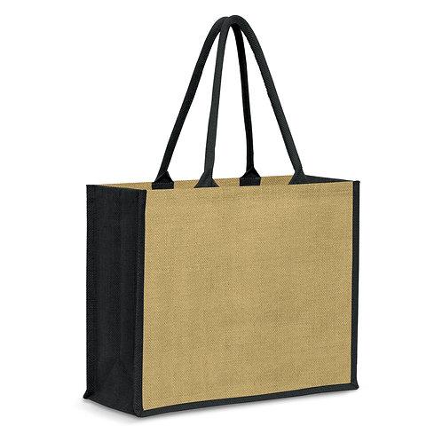 115000 Modena Jute Tote Bag