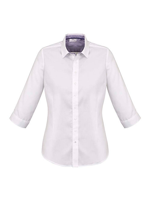 Womens Herne Bay 3/4 Sleeve Shirt