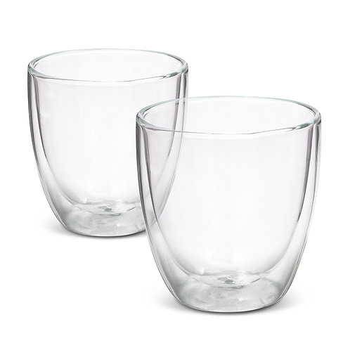 116391 Tivoli Double Wall Glass Set - 310ml