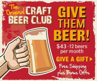 give a gift of craft beer