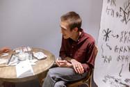 Павел Польщиков - резидент White Room Foundation