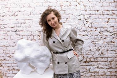 Таня Клят - резидентка White Room Foundation