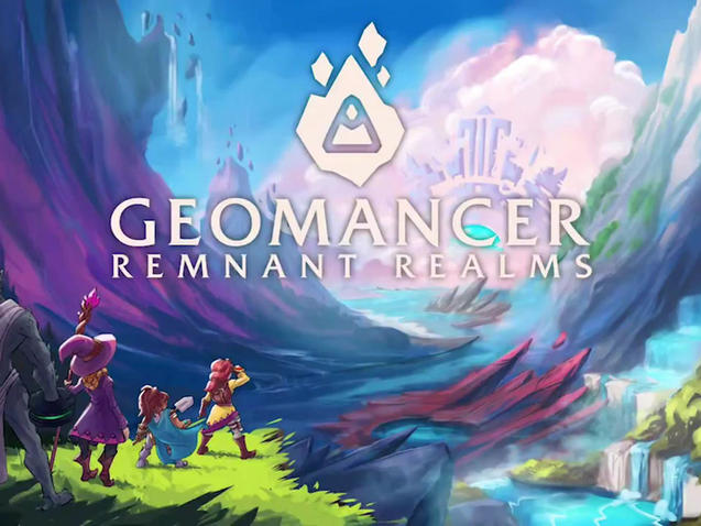 Geomancer: Remnant Realms (PC) by Elusion Games. 2019.
