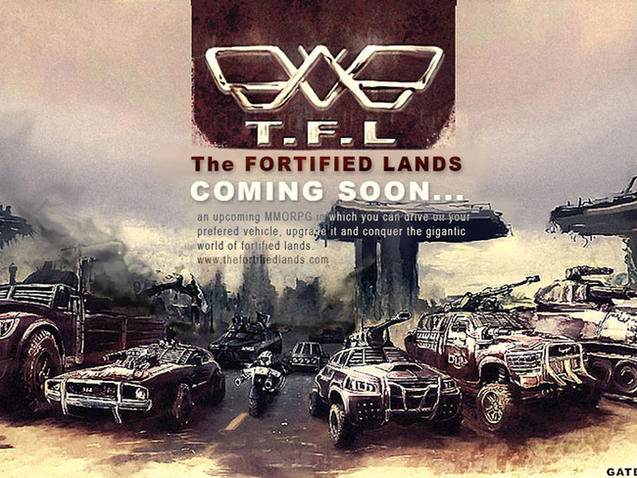 The Fortified Lands (PC) by GATE Game Studio. 2015.