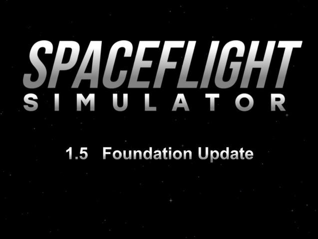 Spaceflight Simulator (iOS, Android) by Moroyna LTD. 2018.
