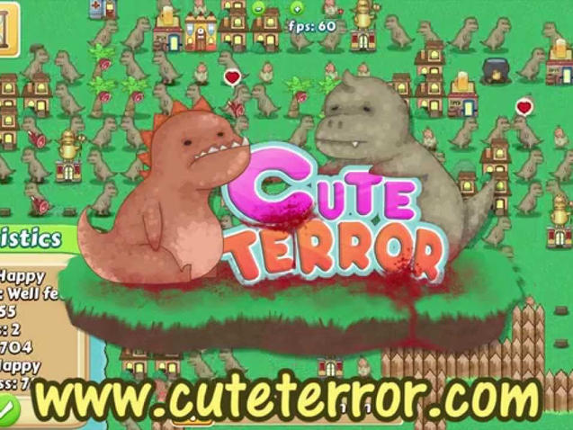 Cute Terror (iOS/Android). 2015.