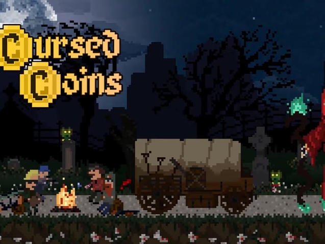 Cursed Coins (PC/iOS/ Android). 2016.