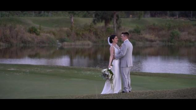 Nicole + Jeremy - PGA ST Lucie West