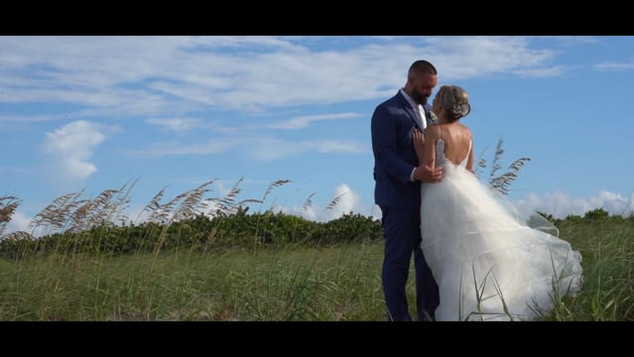 Mike & Corinne - Hutchinson Shores Resort & Spa
