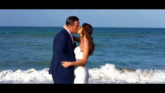 Renee + Justin - Hutchinson Shores Resort & Spa
