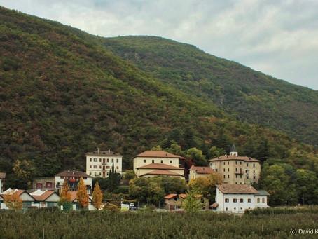 Vadena, antica metropoli sull'Adige