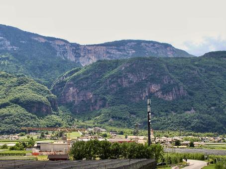 Andriano, paese ai piedi del Macaion
