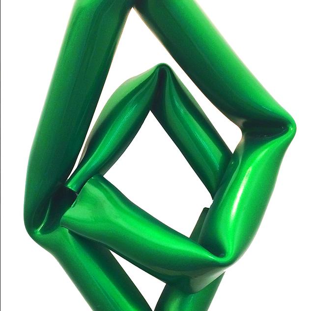Bent Space Green