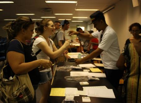 Fotos da Abertura do 32º Curso de Verão