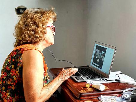 Cursistas compartilham como está sendo o Curso de Verão online