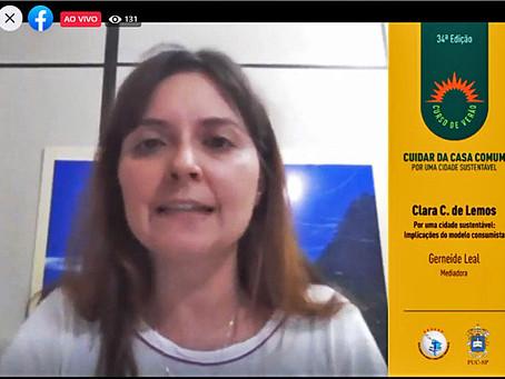 """""""Chegamos ao colapso, algo precisa ser feito"""", afirma Clara Carvalho"""