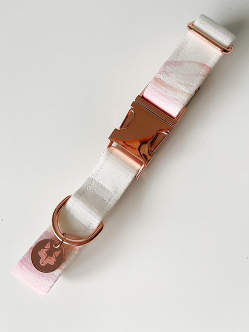 Pink Orchid Collar