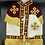 Thumbnail: Coptic Baptism Gown Set