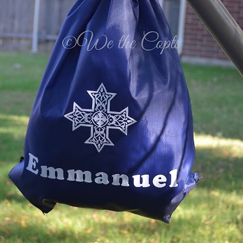 Customized Drawstring bag