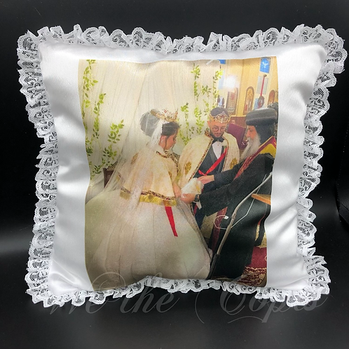 Custom Photo Throw pillow