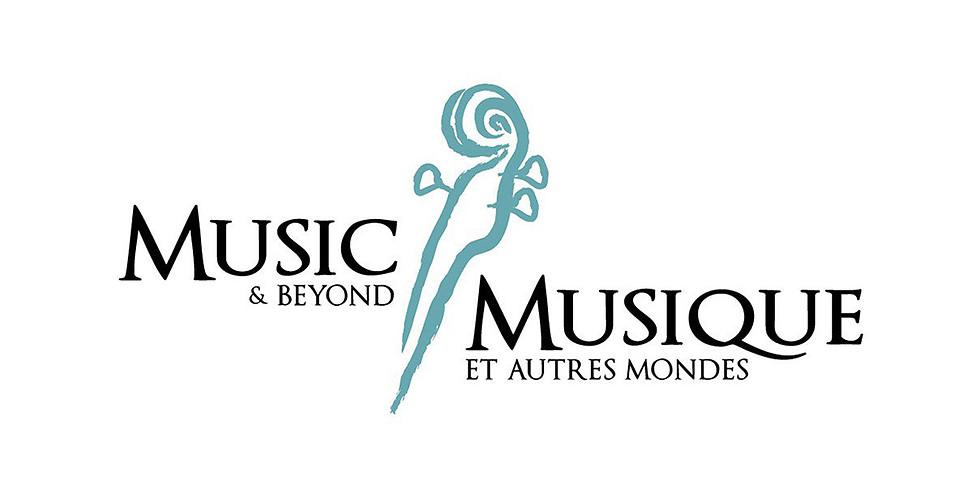 Music and Beyond 2018