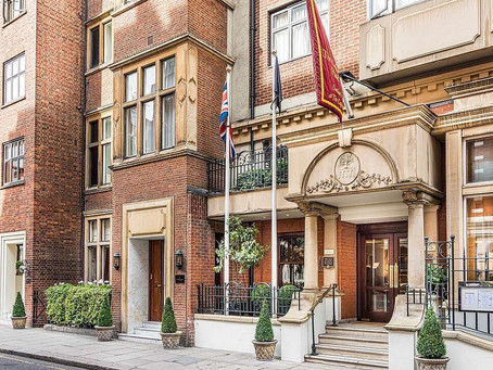 The Capital Hotel: British Boutique Excellence in the Heart of Knightsbridge