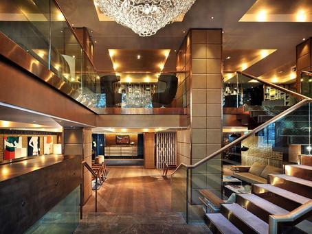 The Hari London: Your Swanky 'Home-Away-From-Home' Awaits