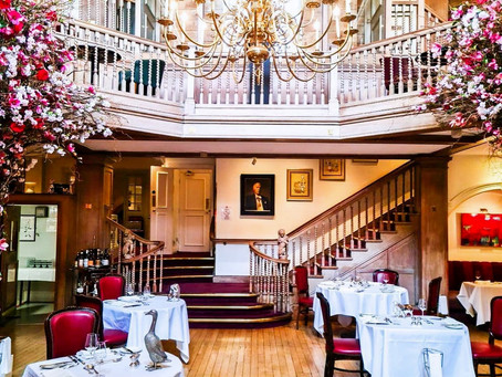 Mosimann's: Inside London's Prestigious Members' Dining Club