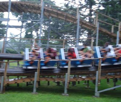 Waldameer Park Tour