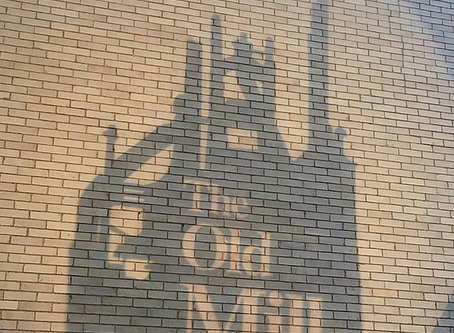 """""""The Old Mill"""" Ride at CMU!"""