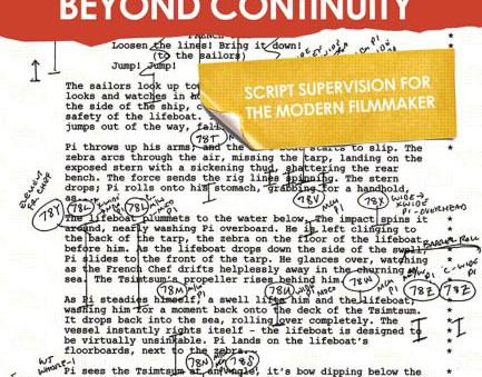 What We Are Reading: Mary Cybulski's BEYOND CONTINUITY
