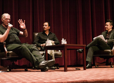 Video and Photos from Troubled Ocean Event at USC