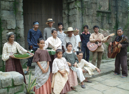 AMIGO and the Baryo Living Museum