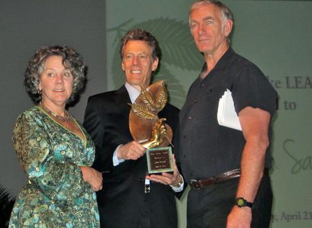 The Duke LEAF Award Weekend