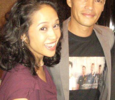 Friends in Manila