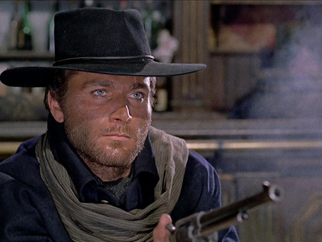 John is writing DJANGO LIVES! for Franco Nero to star