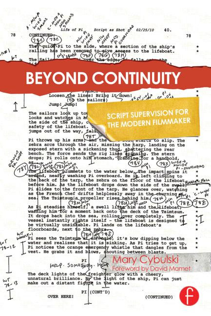 Beyond Continuity Script Supervision for the Modern Filmmaker