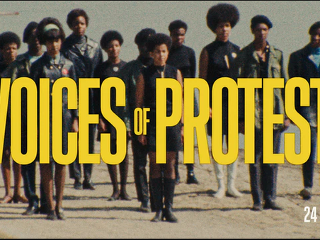 A Message From John on Criterion Channel's 'Voices of Protest'