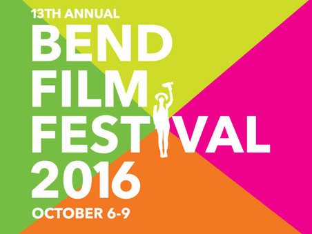 John and Maggie Attending the 13th Annual BendFilm Festival