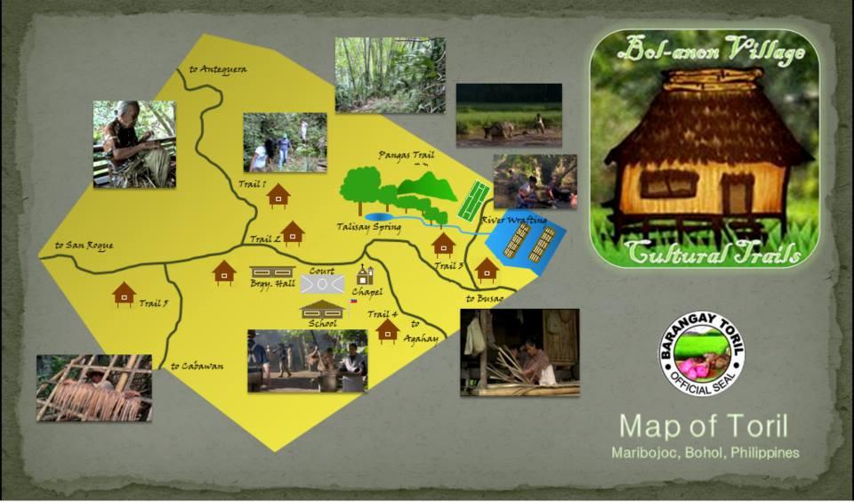 Bol-anon Village Cultural Trails