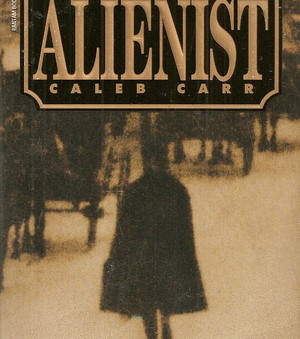 John joins all-star writing/producing team for series based on THE ALIENIST
