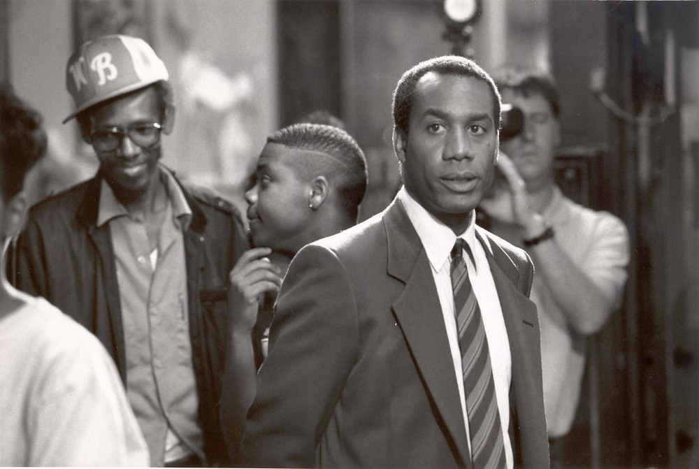 Joe Morton in CITY OF HOPE