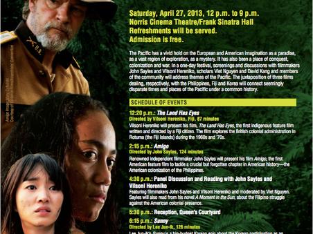 Upcoming Amigo Screening and Panel at USC